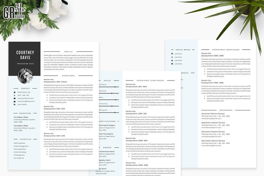Model Resume Sample & Guide [20+ Modeling Examples]