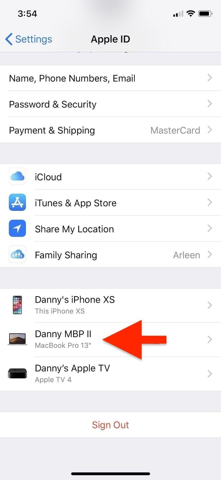 How to Check & Delete Devices Connected to Your Apple ID
