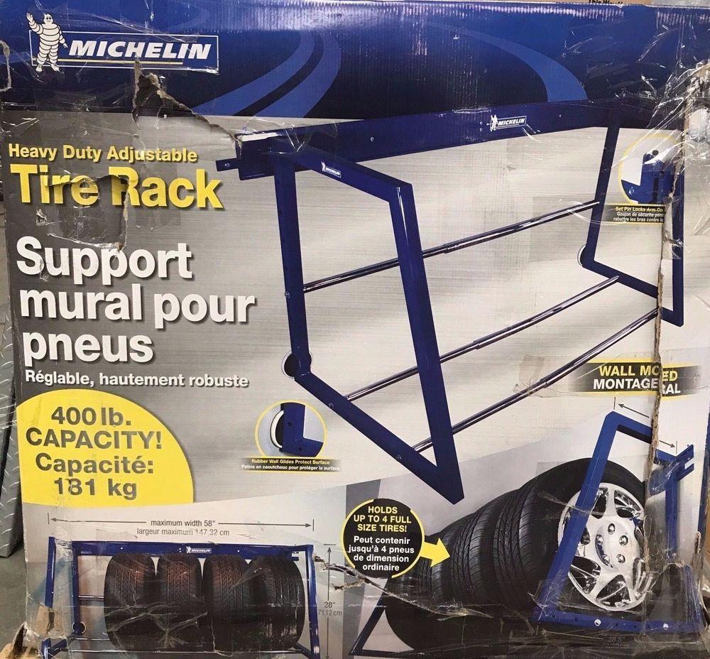 michelin 01001 multi tire rack heavy