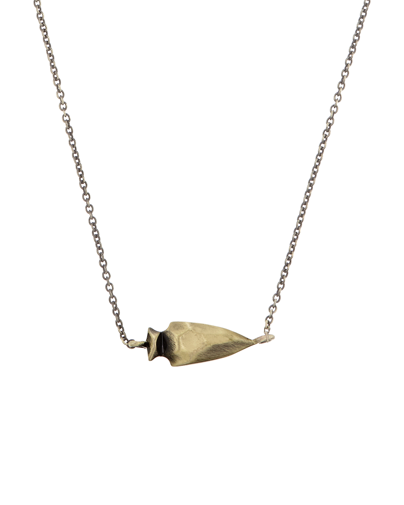 on medallion with form product organic gold hammered necklace texture pendant brass
