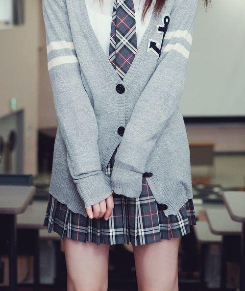 Kfashion | school uniform ♥♡♥