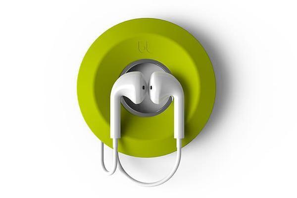 Cableyoyo: fun/easy way of keeping your earbuds untangled