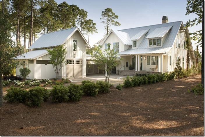 Southern Living Idea House Palmetto Bluff Modern