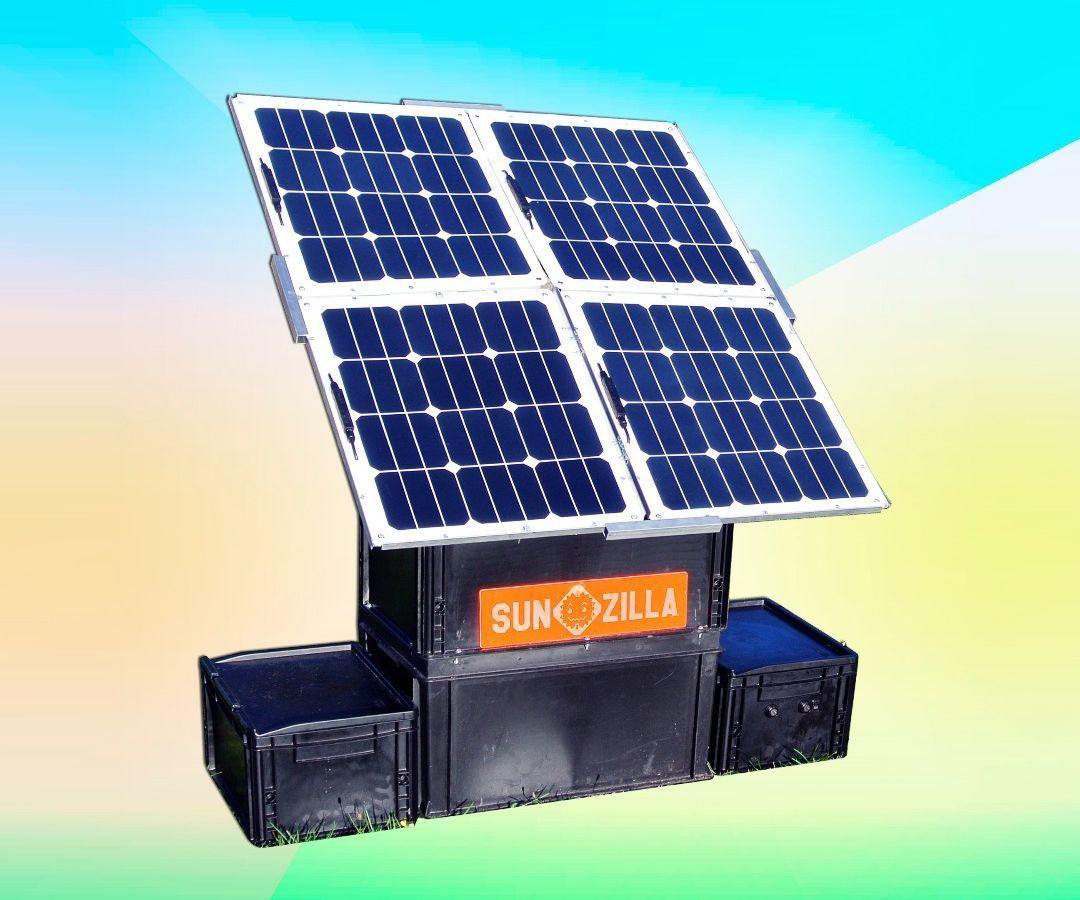 Pop Up Solar Generator Sunzilla 3 0 Solar Generator Solar Solar Panels
