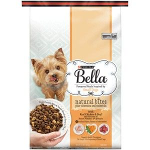 Stock Up Now Purina Bella Dog Food Only 1 39 At Target Thru 4
