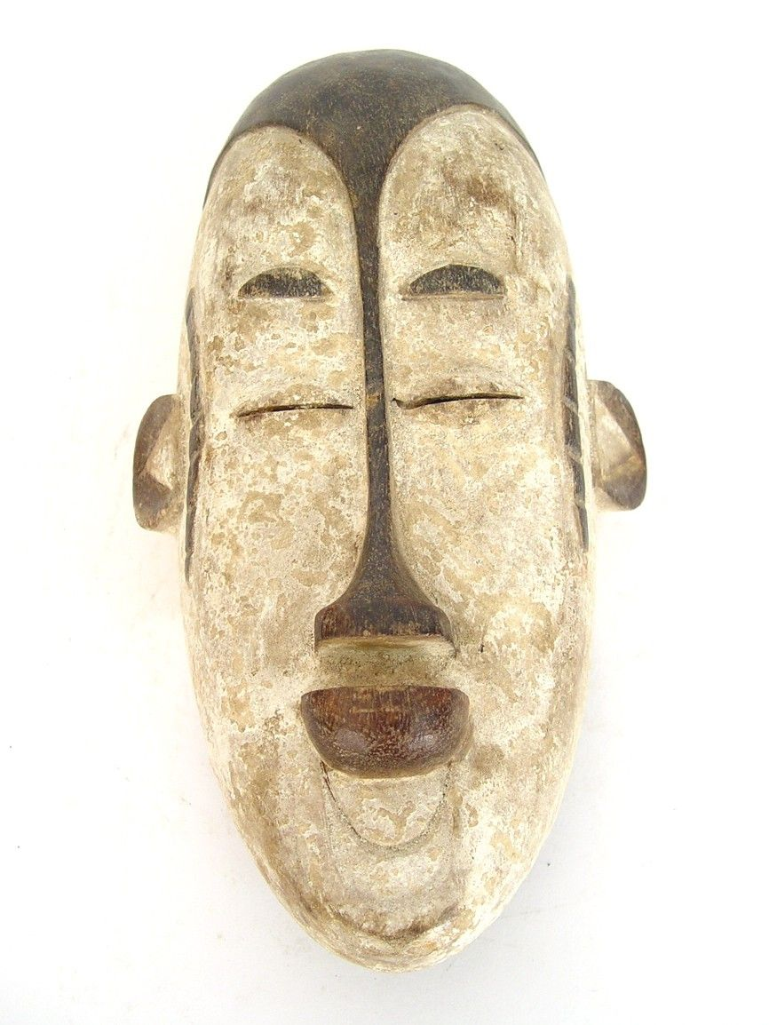 West African Fang Mask | Hand carved | Masks | Pinterest | Masking ...