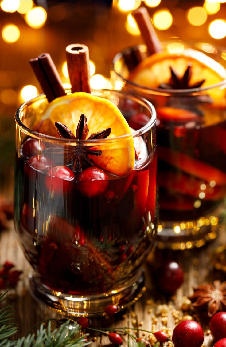 Celebrate With These Christmas Morning Punch Recipes