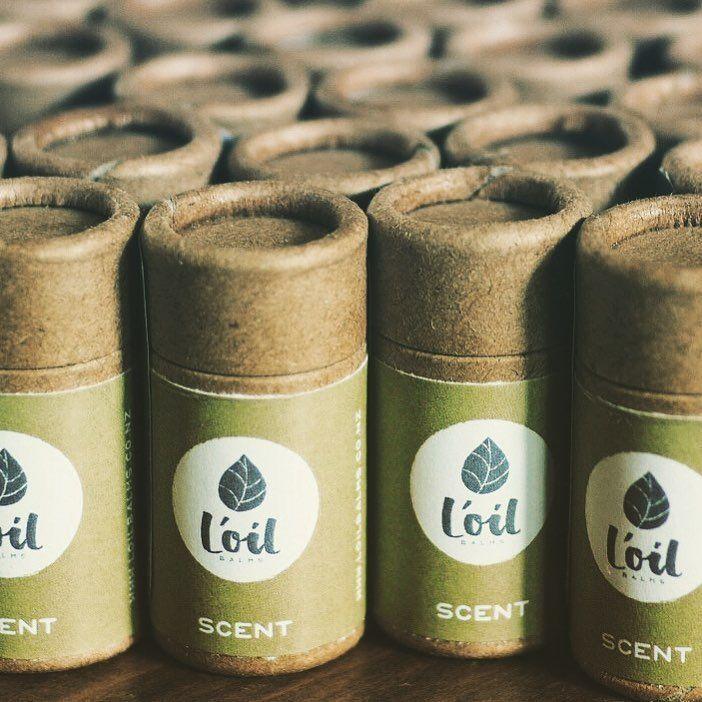 Charm Scant Balm. Little packages of bliss!  Ylang Ylang mandarin sandalwood and a hint of cinnamon. #divine #perfume #totallynatural #organic #zerowaste  #handcrafted  #loilbalms #smellsdivine #georgeousness #essentialoils #biodegradable #gogreen #gowastefree #kindlife #jojoba #kindskincare #earthlove #compostable #nzmade #organicskincare  #vegan #veganlife  #plasticfreelife  #crueltyfree #plastic-free