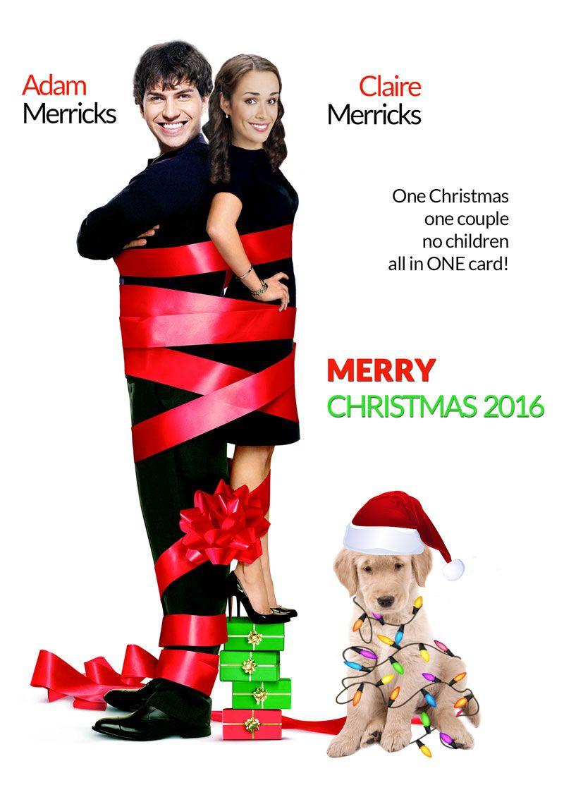 Four christmases gift scene magazine