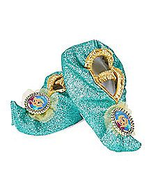 47ede5259b26 Toddler Shine Slippers Deluxe - Shimmer and Shine