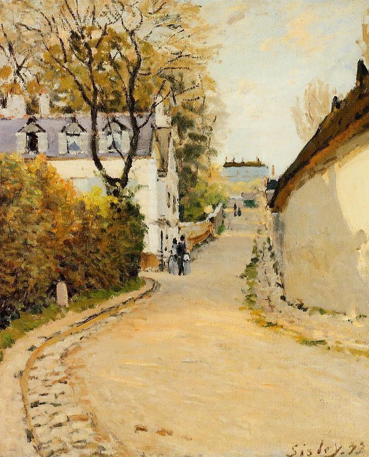 """Résultat de recherche d'images pour """"louveciennes ville peinture"""""""