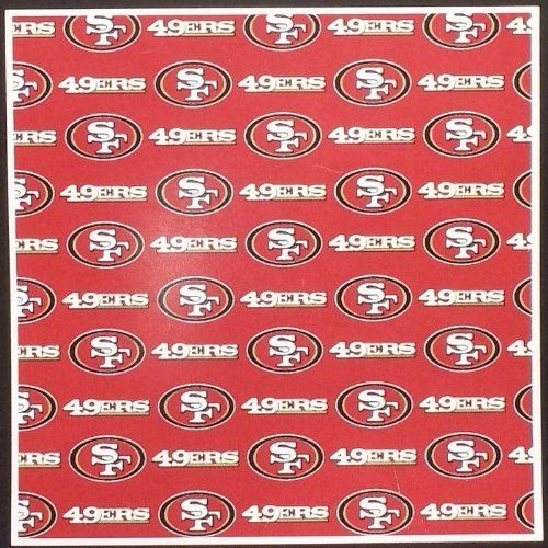 Nfl San Francisco 49ers Fabric Shower Curtain By Northwest 16 99