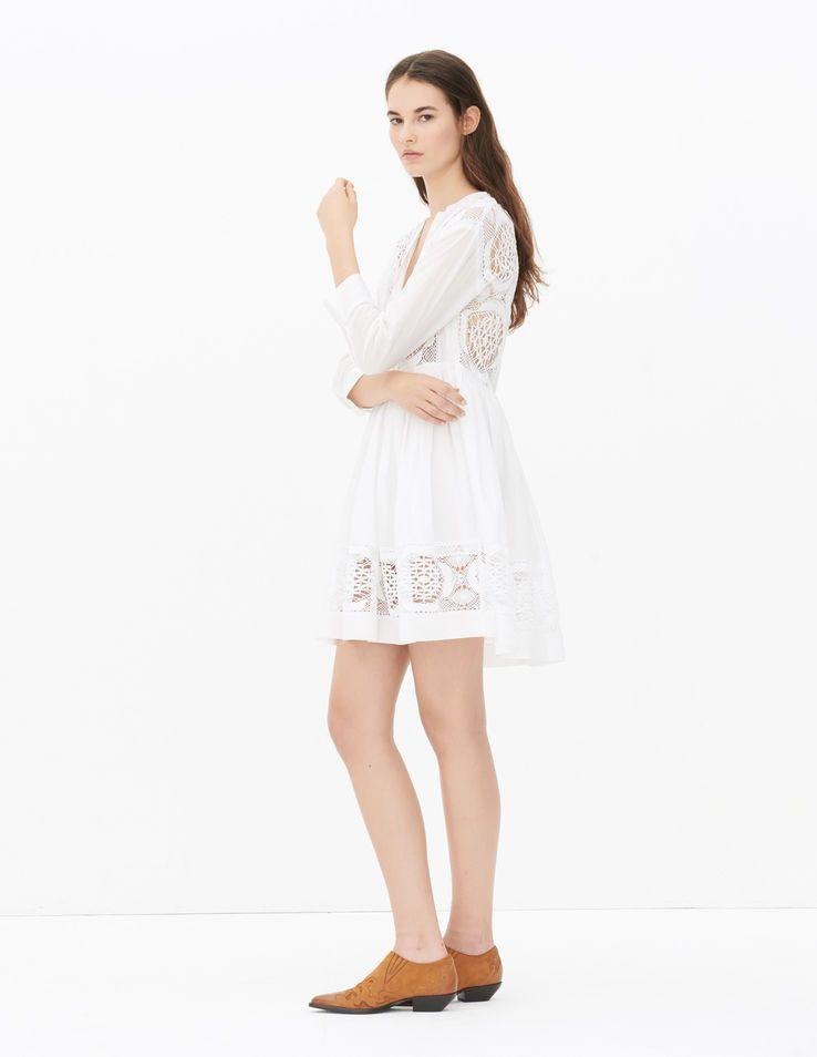 f20ac81246 Rondo Dress - Dresses - Sandro Paris | Yi Fu | Dresses, Sandro, Women
