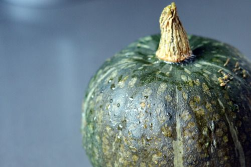Just Roasted A Kabocha Squash Japanese Pumpkin For The First Time Using This Method Though I Subbed EVOO Coconut Oil