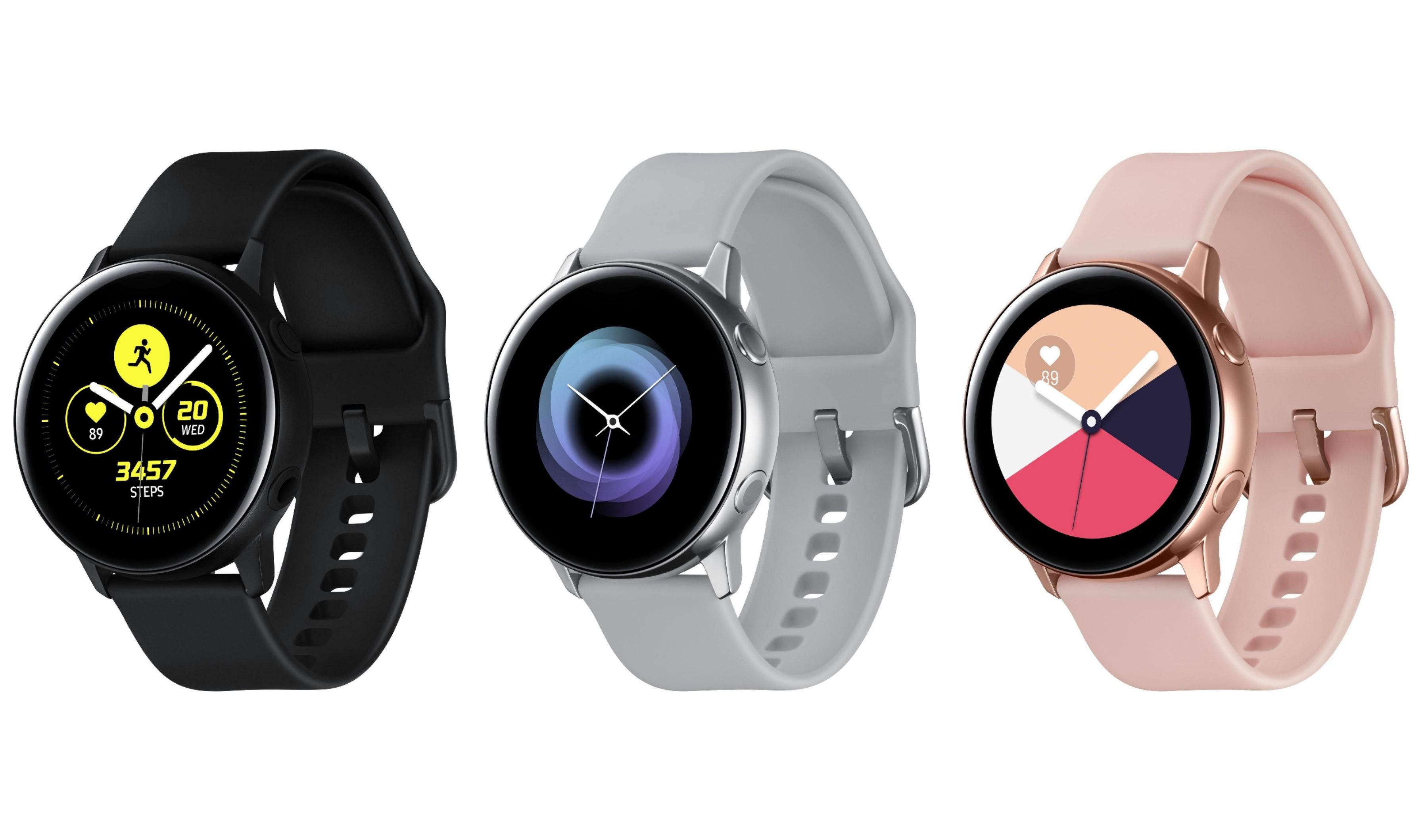 15d097376f23e0 Heres Our Best Look At Samsung Galaxy Watch Active Galaxy Buds in  High-Resolution Renders