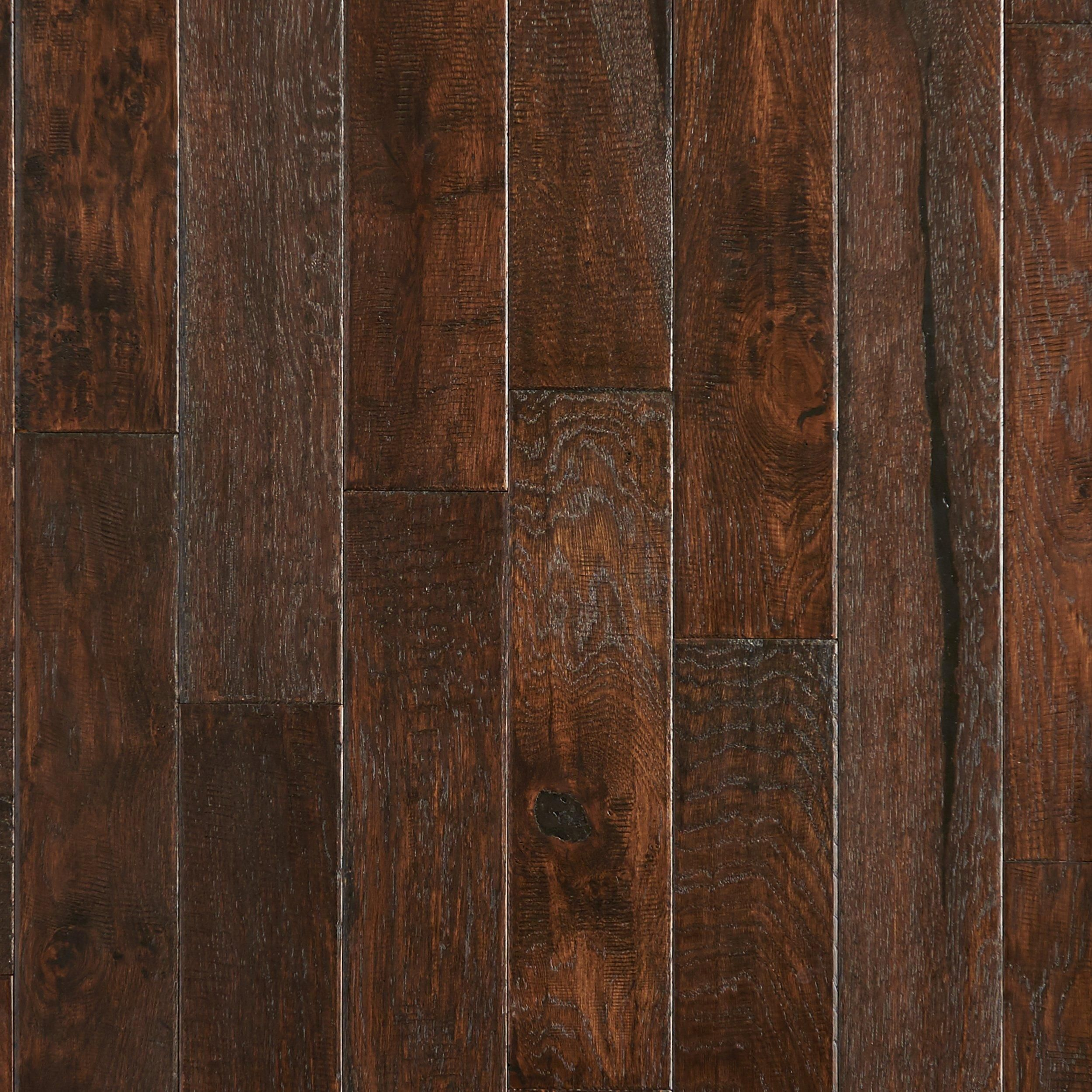 Westridge Potomac Oak Hand Scraped Solid Hardwood, 5/8