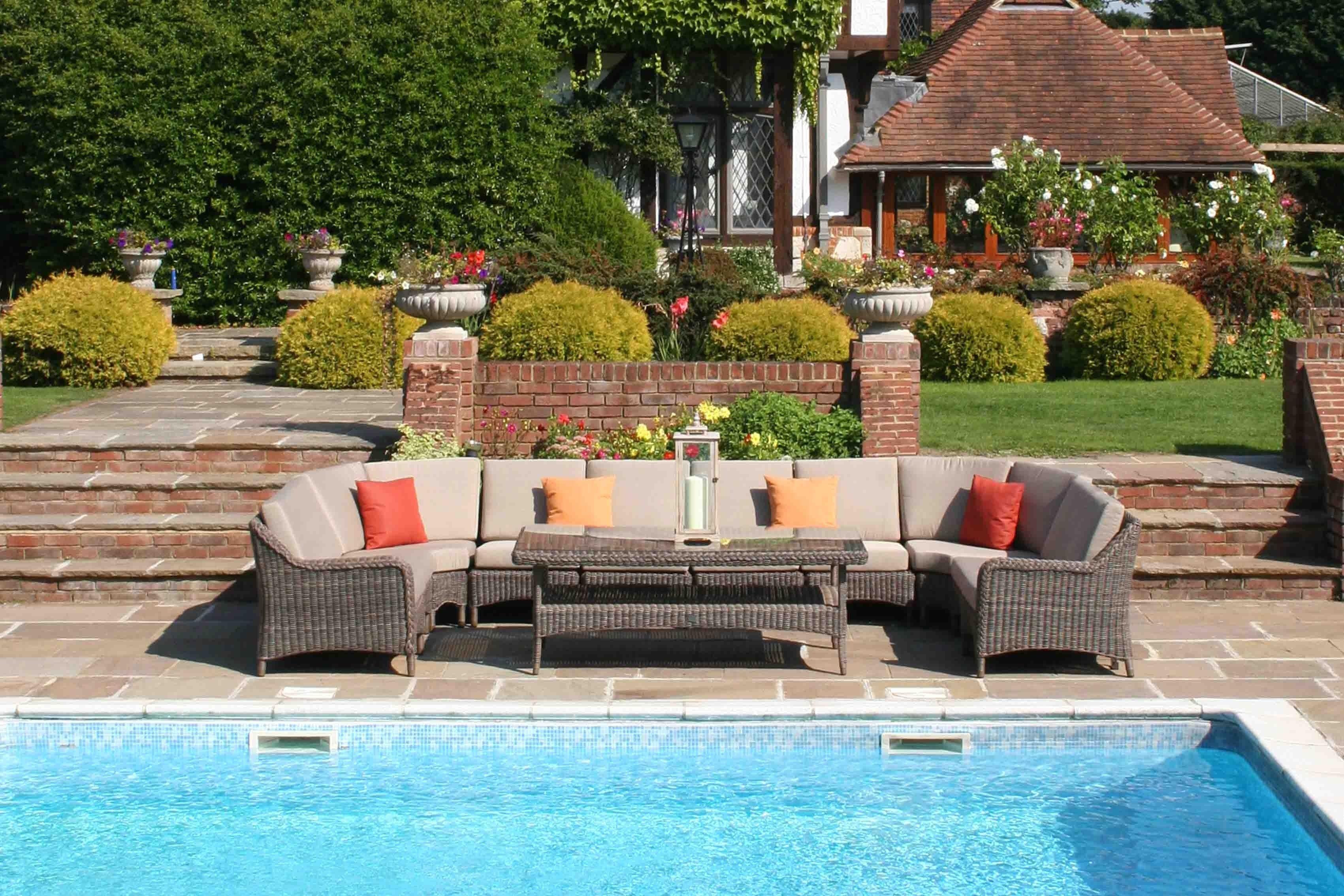 Photo of Marlow Modular Sofa Set A