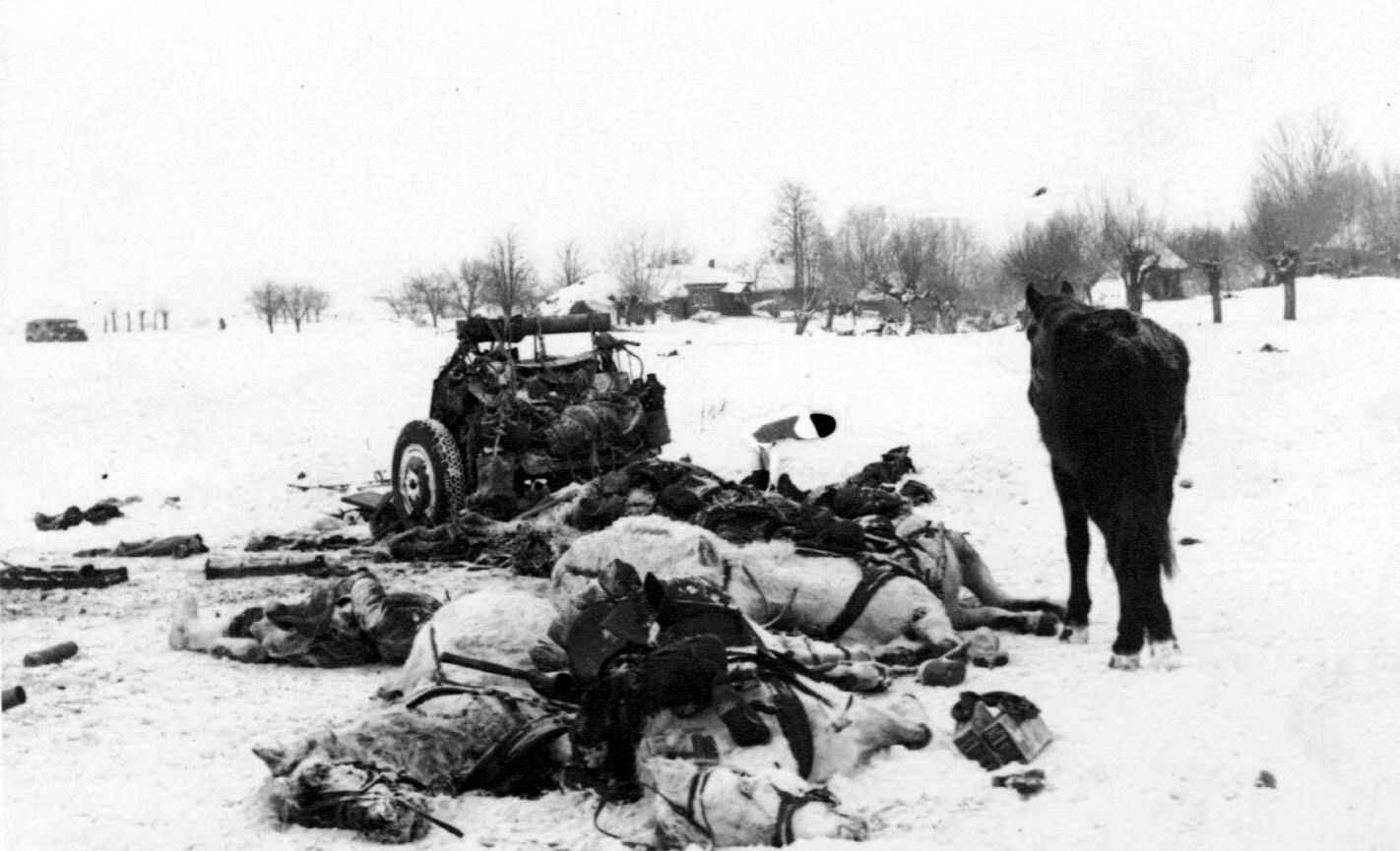 The Unsung Heroes Of The Front A Red Army Artillery