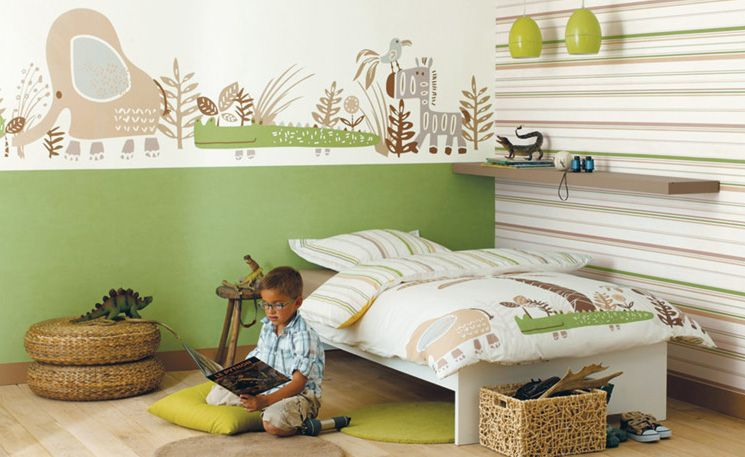 Für Die Kleinen Nur Das Beste Tapete Kinderzimmer