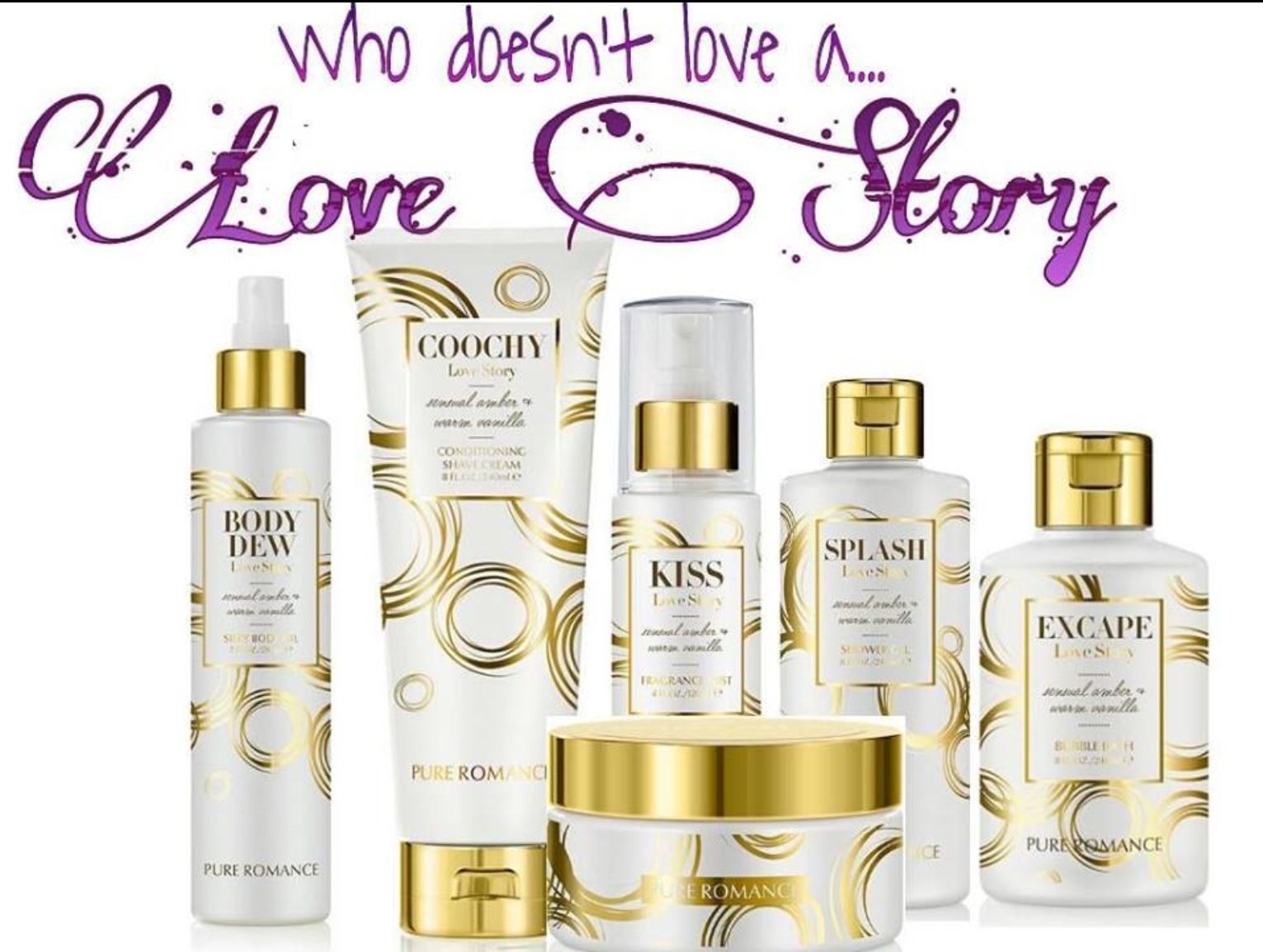 The Perfect Warm Scent For This Cold Season Get Our Pureromance Limited Edition Lovestory Scent Whil Pure Romance Pure Romance Party Pure Romance Consultant