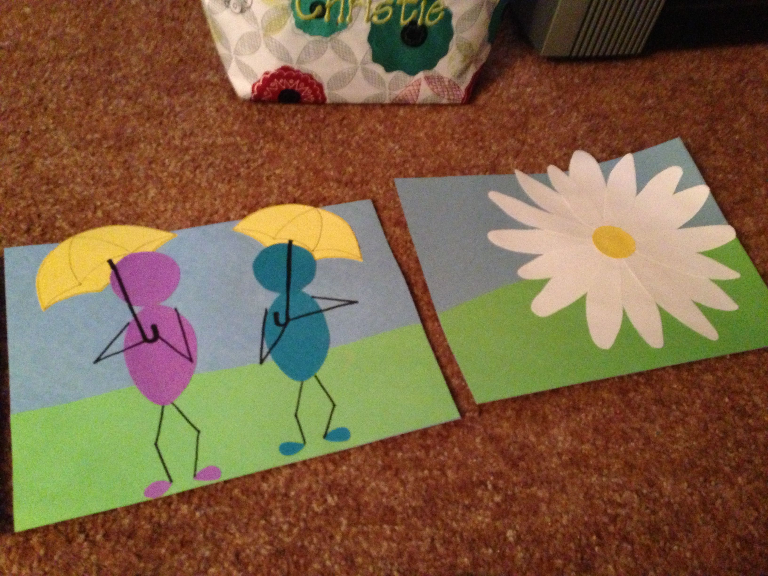 New Spring themed cubby tags | My Classroom | Pinterest | Cubby tags ...