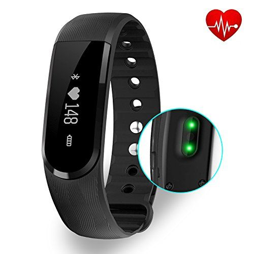 Fitness Tracker with Heart Rate monitor Z3 Activity Watch