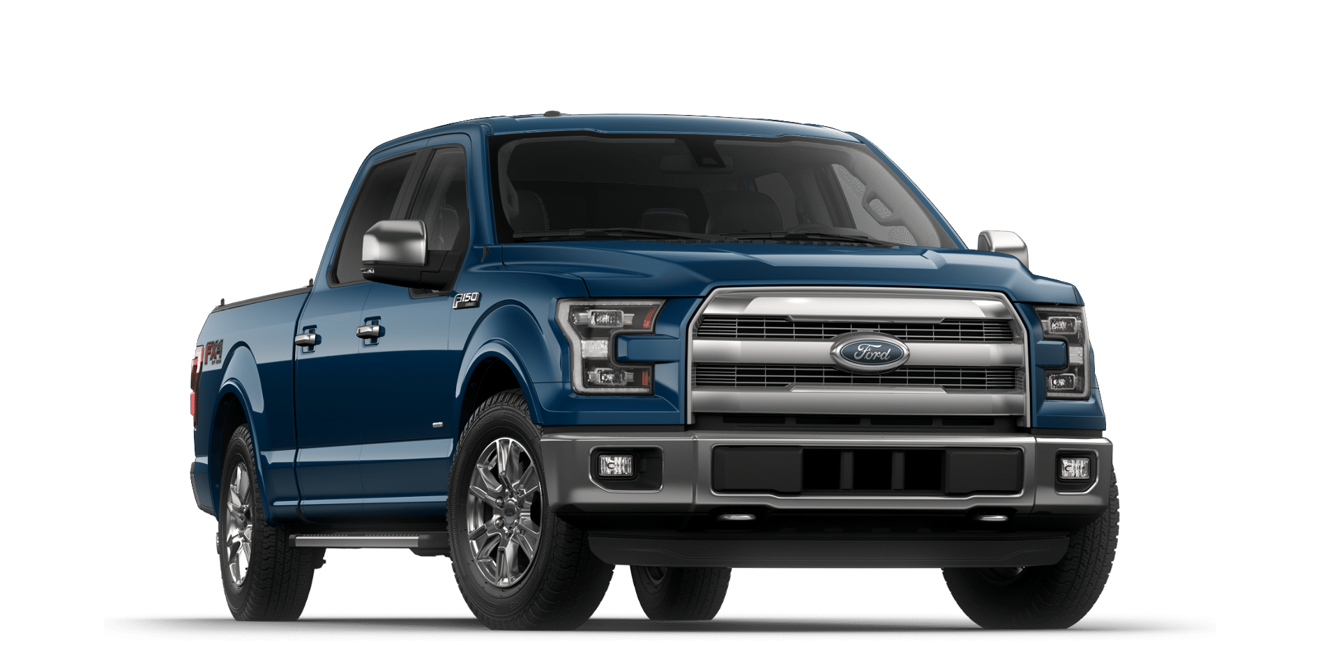 2016 Ford F-150 - Build & Price