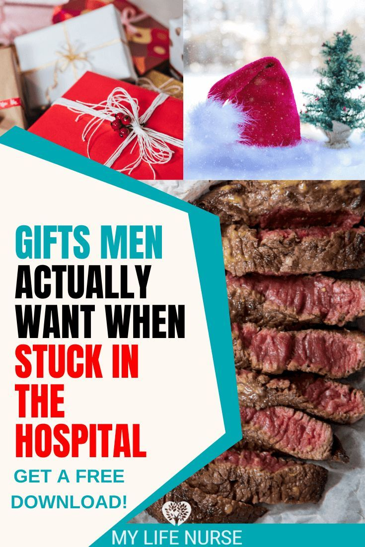 Best Gifts Men Actually Want When Stuck in Hospital Get