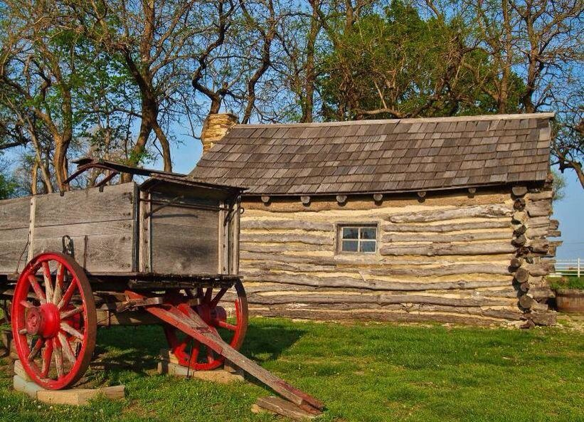 Little house by Dixie Rushing on Cabins Laura ingalls