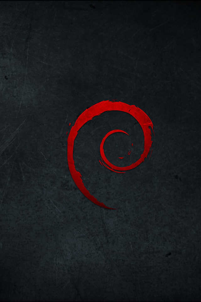 Debian Wallpaper For Iphone Retina By Tarantonio Iphone Wallpaper Wallpaper Iphone