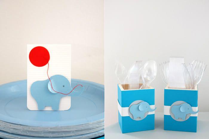 Tematica Para Baby Shower Varon.Adornos Para Baby Shower Tematica Elefante Manualidades