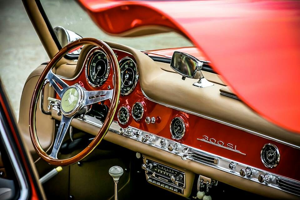 Mercedes 300 Sl Classic Cars Daimler Benz Mercedes Benz 300