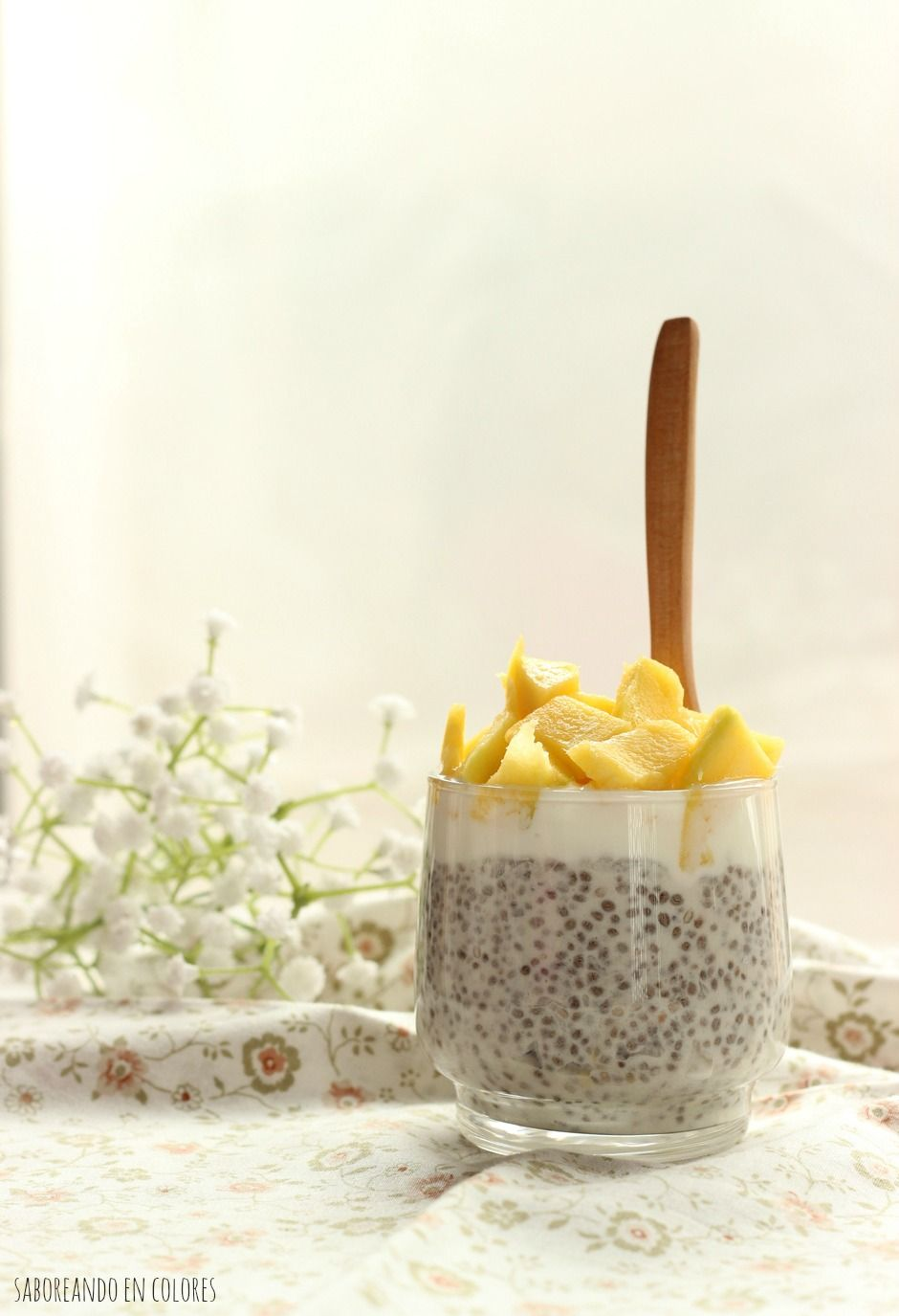 Este es el desayuno perfecto para quienes buscan recetas saludables y nutritivas.. Esto es lo que aportan las semillas…