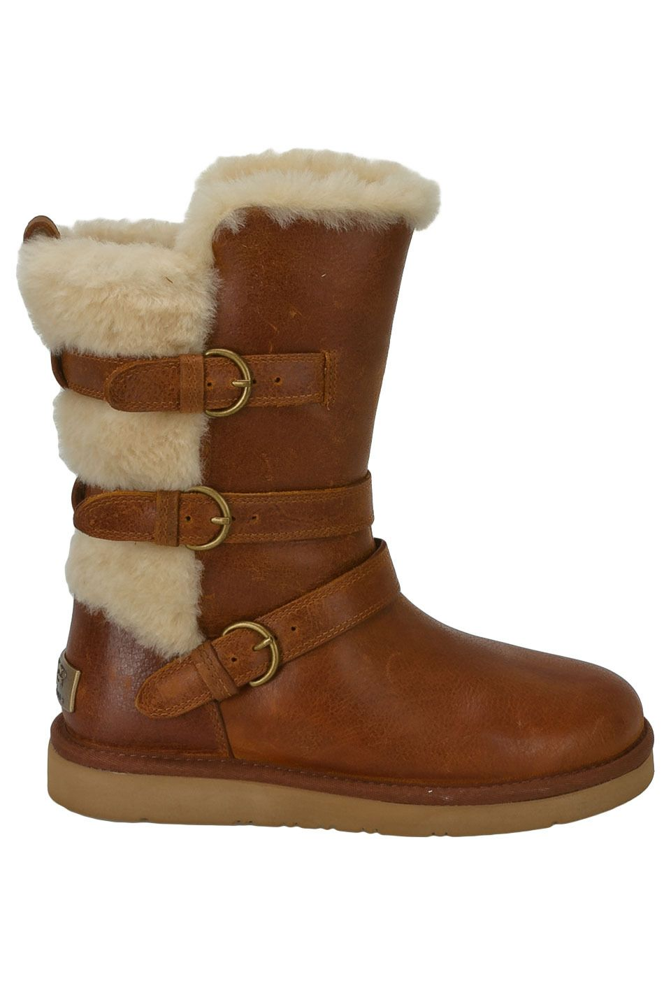 8a517a69a19 Ugg Ladies' Becket Boots in Chestnut - Beyond the Rack   Beyond the ...