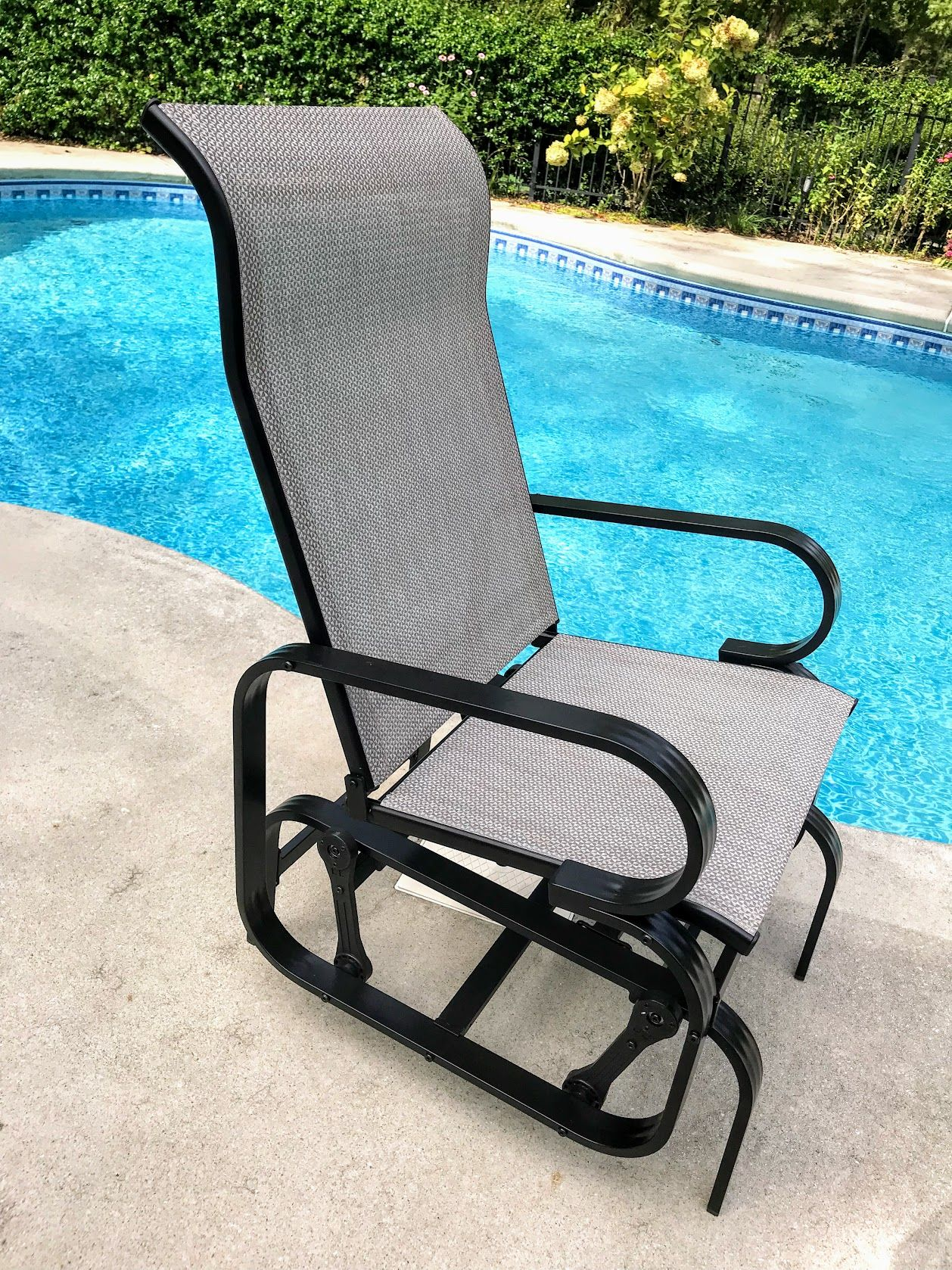 Swimming Pool Furniture Comfortable And Easy Maintenance Pool Furniture Outdoor Chairs Swimming Pool Chair