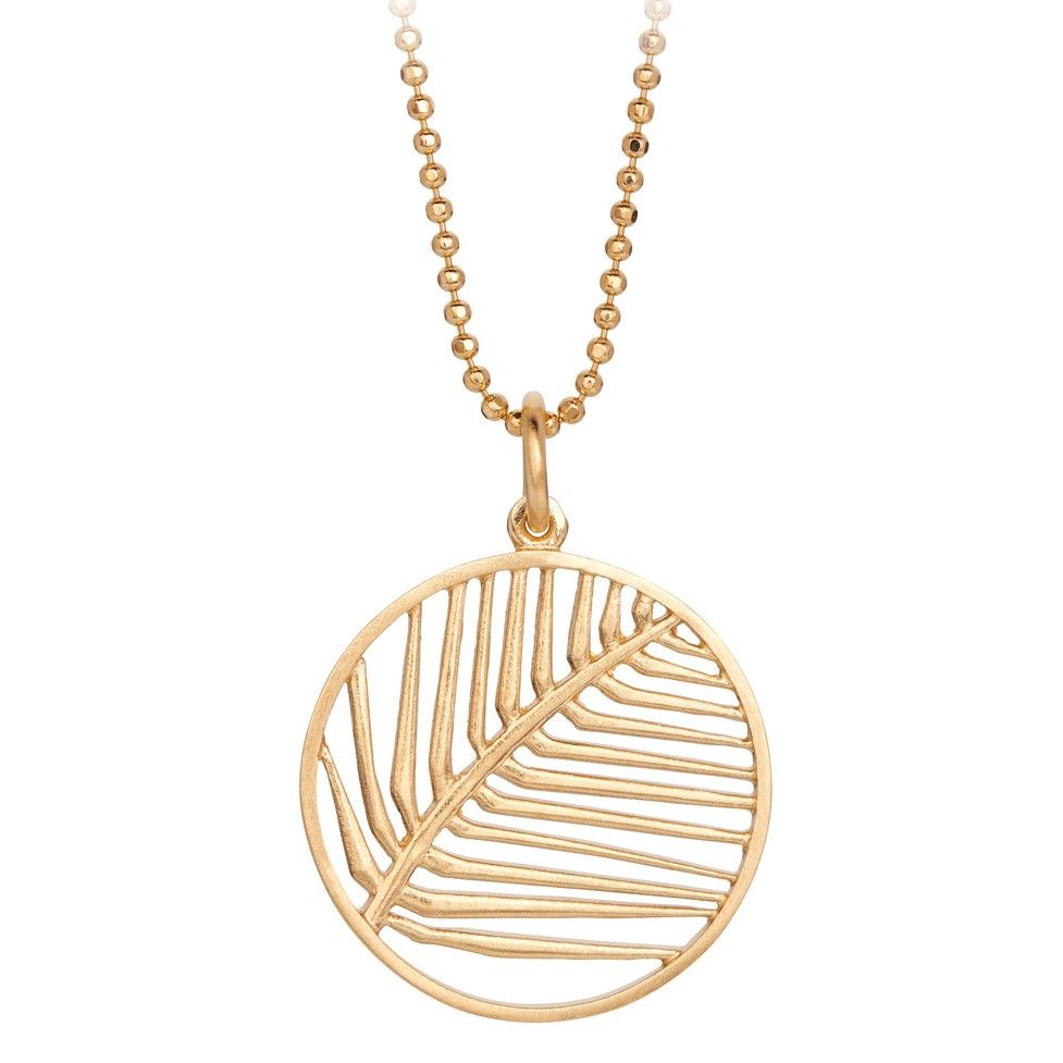 Photo of Pernille Corydon, Escape Necklace, 45 / 55cm, Gold Plated