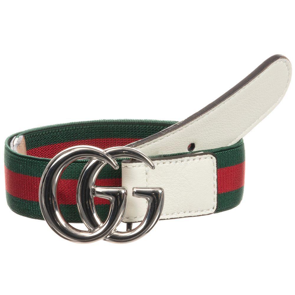 1b92193aefc Luxury elasticated belt from Gucci