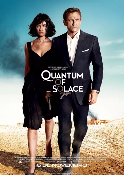 007 Quantum Of Solace Sapo Mag James Bond Daniel Craig Filmes Casino Royale