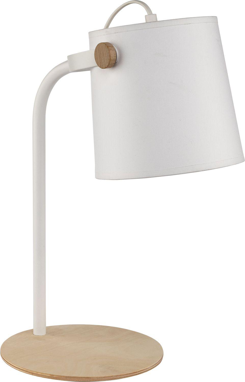Lampa Lampka Oprawa Stolowa Nocna Tk Lighting Click 1x60w E27 Biala 2879 Hurtelektryczny Pl Lampy I Oswietlenie Oswietlenie I Lampy