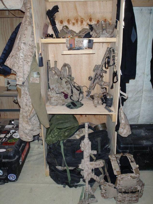 Loadout Locker Tac Weapons And Velcro Pinterest