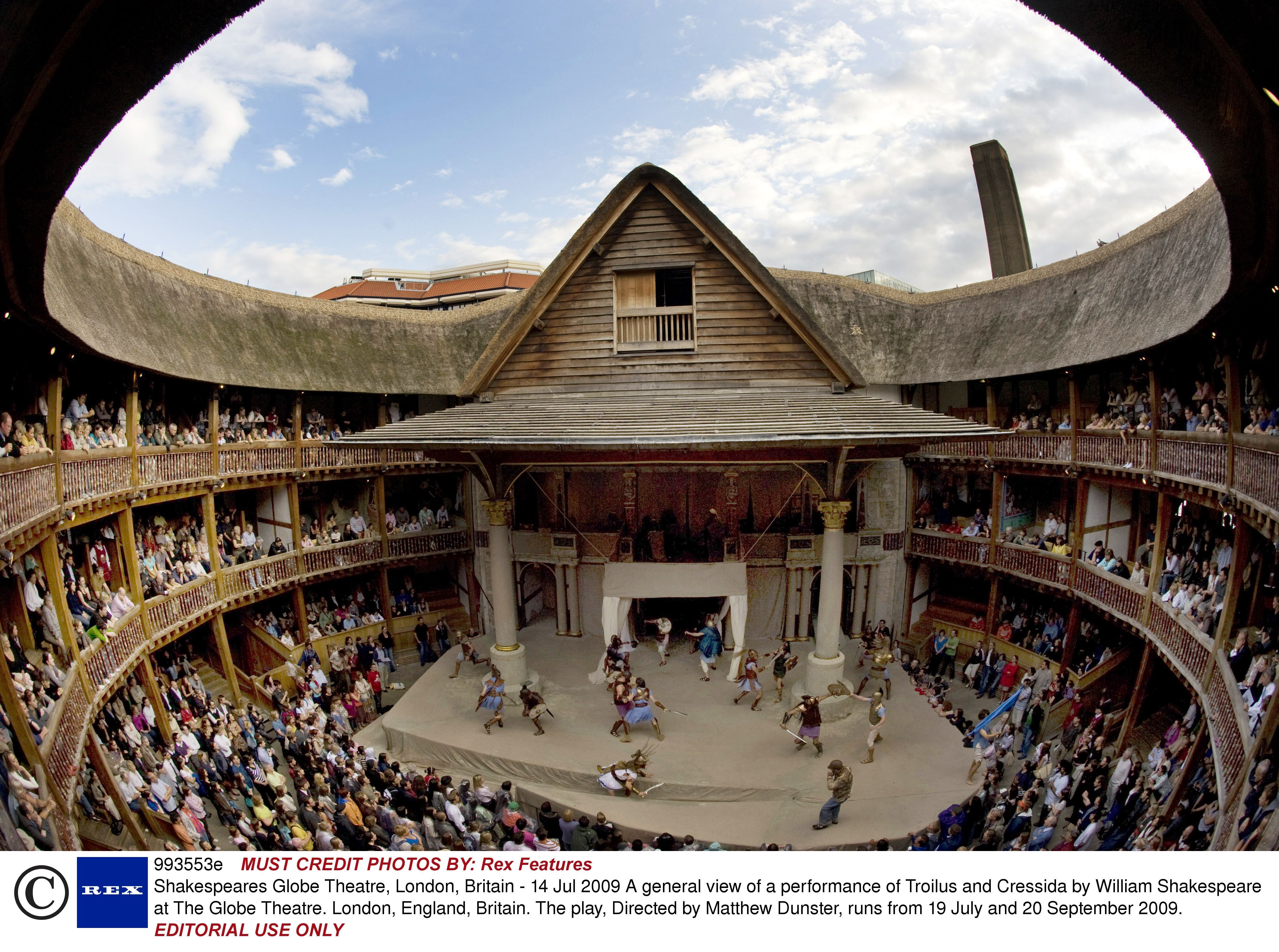 Calling all Shakespeare fans: new service lets viewers watch Globe ...