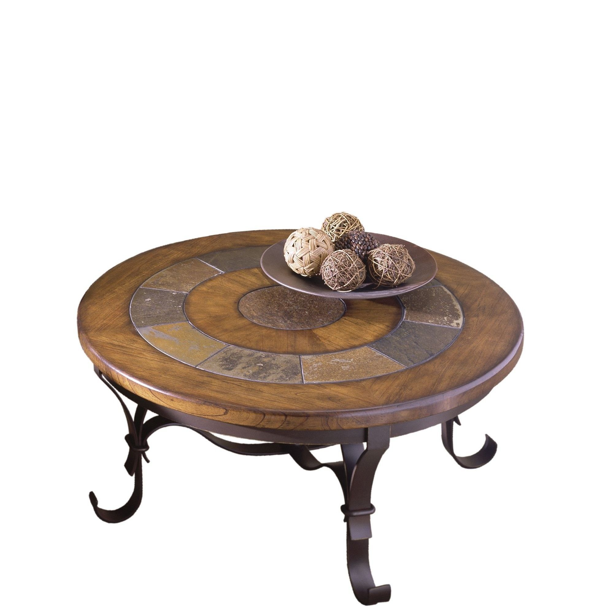 21+ Riverside stone forge round dining table set Best Seller
