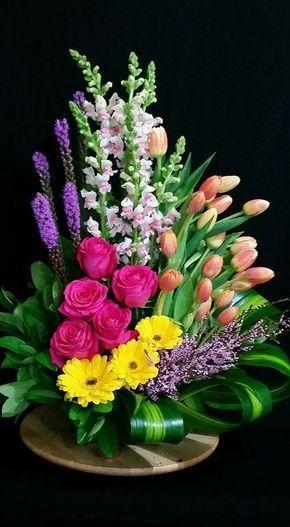Beautiful Arrangement Beautifulflowersarrangements