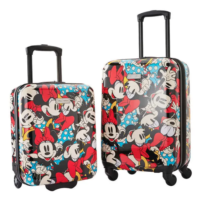 Colorful Mickey Suitcases From American Tourister Back At Costco In 2020 Luggage Sets Disney Luggage Hardside Luggage Sets Welcome to the official costco instagram account! luggage sets disney luggage