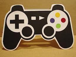Game Controller Card TEMPLATE