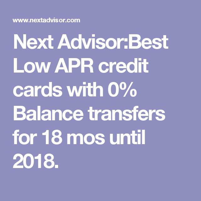 Best 0% APR Credit Cards Of 2019: No Interest Until 2021