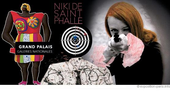Niki de Saint Phalle at Grand Palais  17 Septembre 2014 - 02 Février 2015  Grand Palais, Galeries nationales
