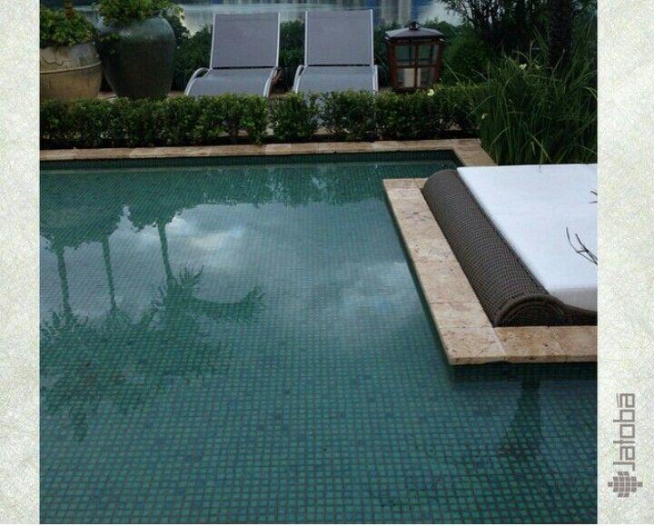 Pastilhas Verde Macau Jatob Architecture L Pools