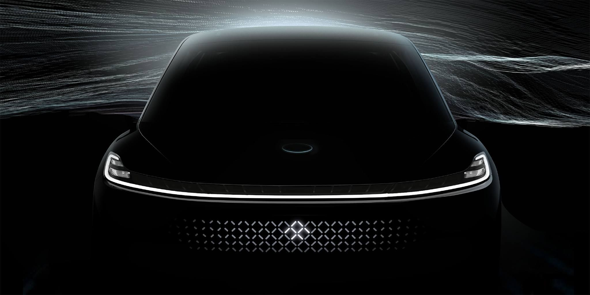 Faraday Future Reveal Event Livestream