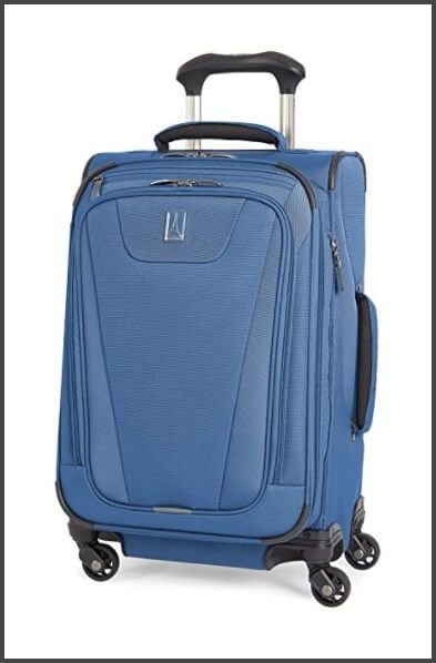 Travelpro Maxlite 4 Expandable 21 Inch Spinner - one of the best carry-on  suitcases 3e09c7e1edfc2